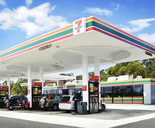 7Eleven Fuel Stations