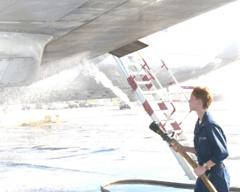 Aircraft Washing
